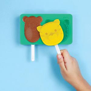 DOIY 動物園冰棒盒-大熊小虎