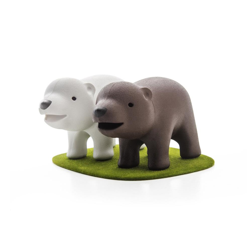 QUALY|胡椒鹽罐組-小熊兄弟