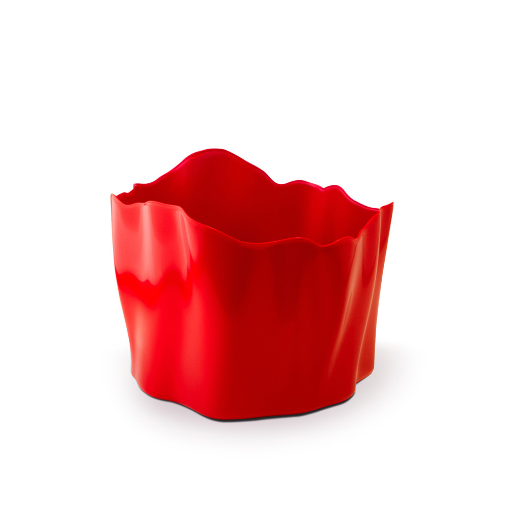 QUALY|流形筒M(紅)