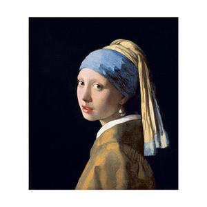 IXXI|戴珍珠耳環的少女(L)
