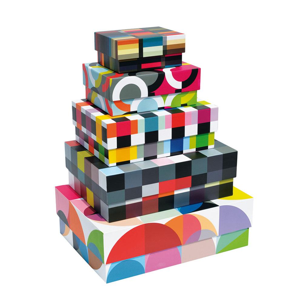 REMEMBER 盒而為一塗層紙盒(繽紛樂)