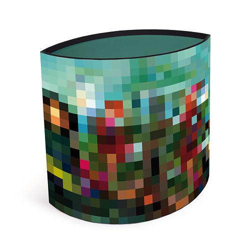 REMEMBER 韋斯特-雙面塗層紙筒(綠光森林)