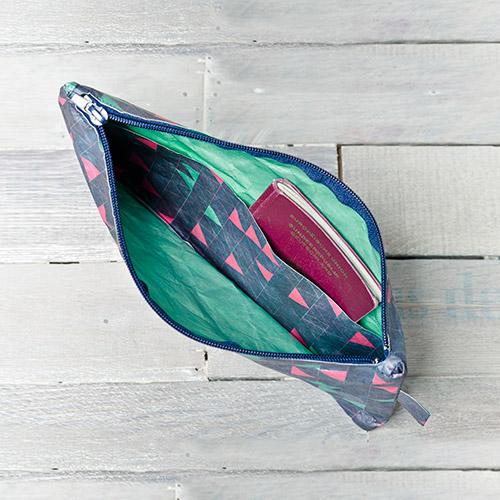 paprcuts|幾何風-文件袋(繽紛三角形)