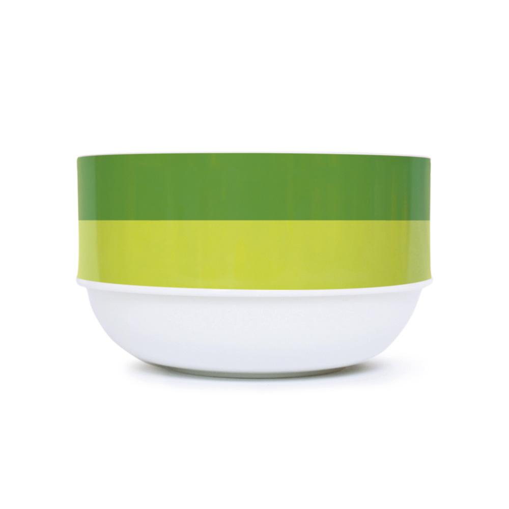 REMEMBER 層疊早餐碗(雙層綠)