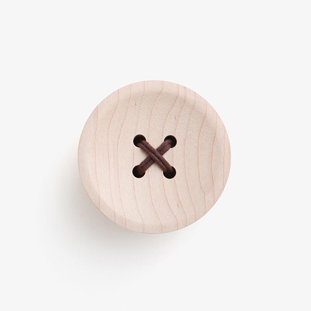 Pana Objects|掛架-楓木鈕釦