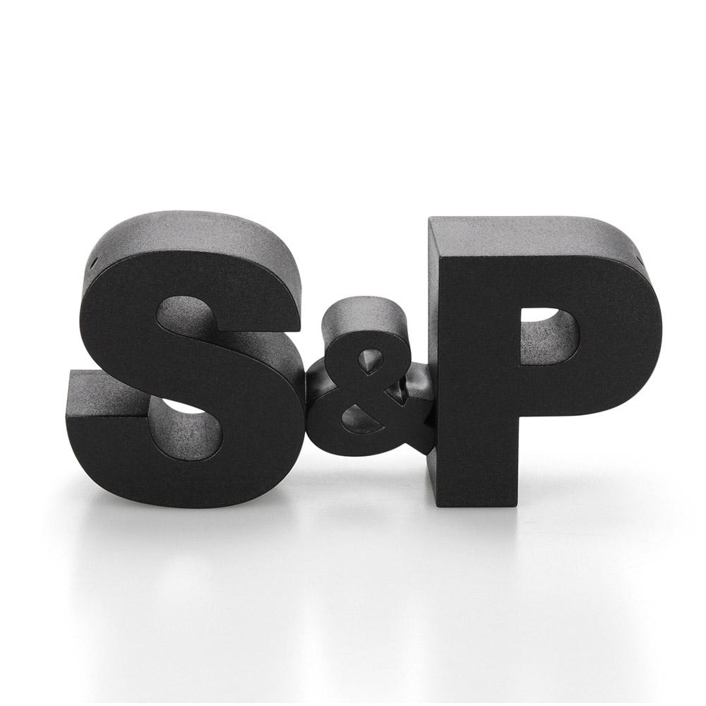 QUALY|S&P 胡椒鹽罐