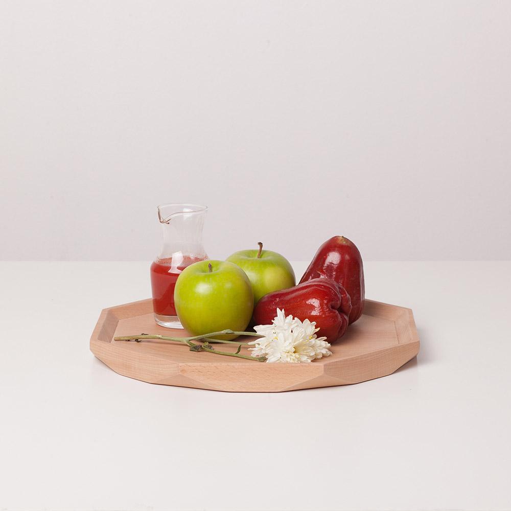 Pana Objects|純粹幾何-收納盤(L)