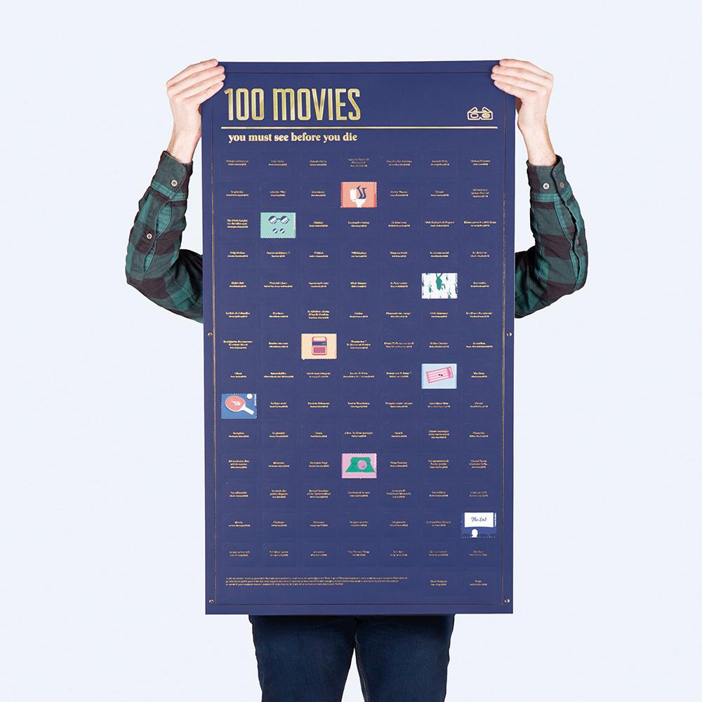 DOIY|100部死前必看的電影