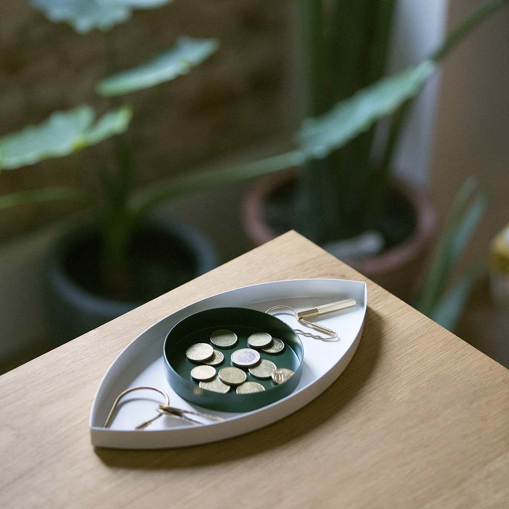 DOIY 瓦倫西亞之眼-置物盤(綠眼)