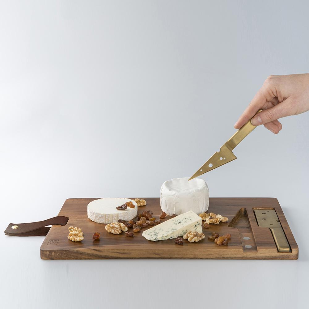 DOIY|金色乳酪-砧板組