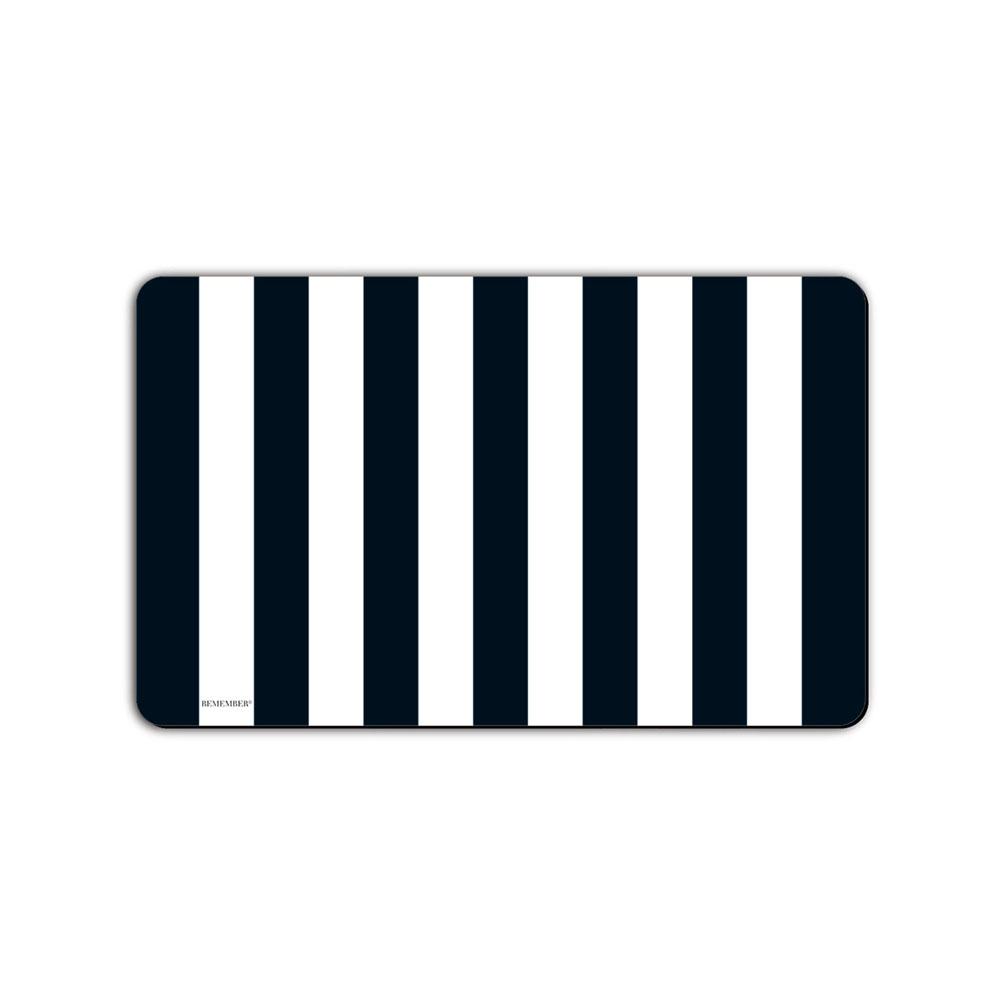 REMEMBER|布瑞德砧板-點心砧板(黑白條紋)