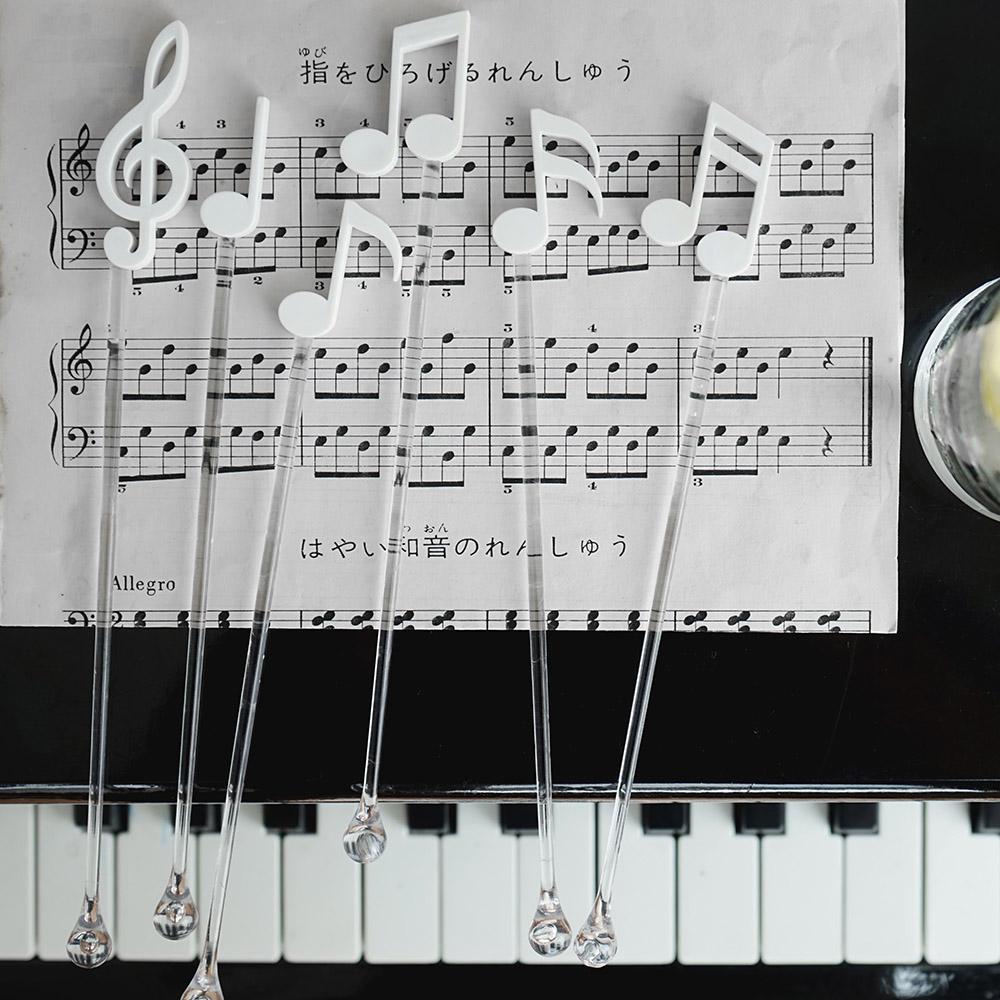QUALY|音符攪拌棒