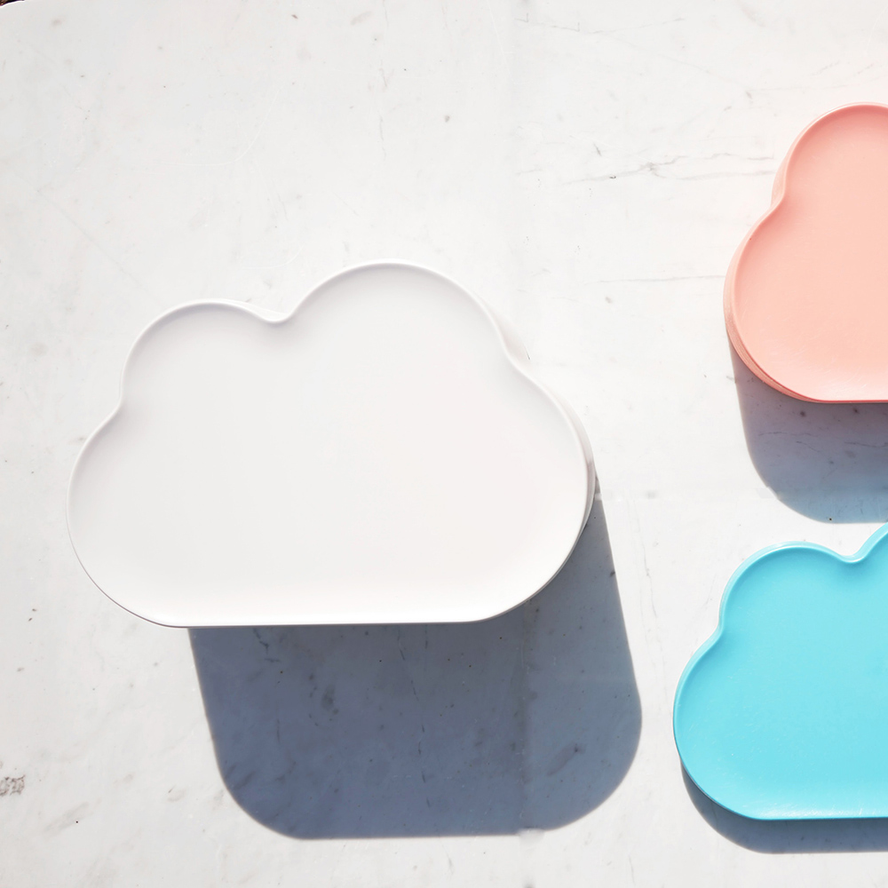 QUALY|朵朵雲兒置物盤