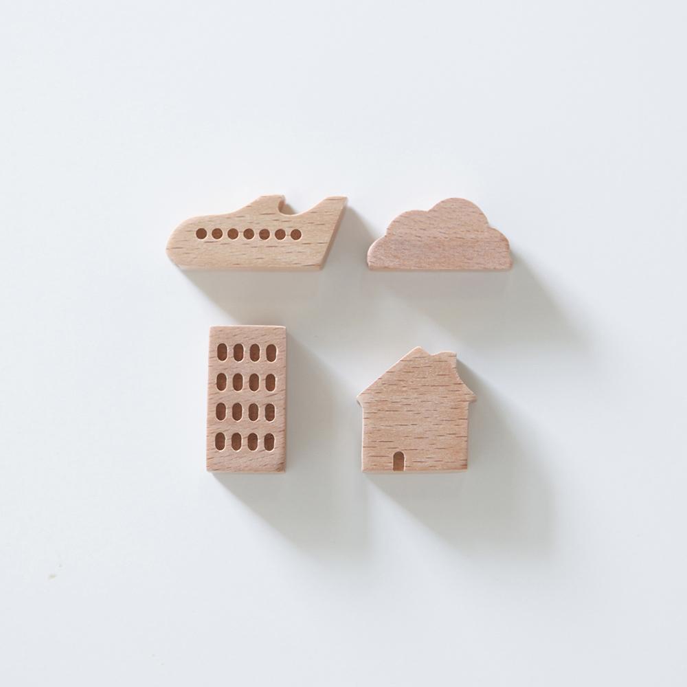 Pana Objects|城市旅行-磁鐵