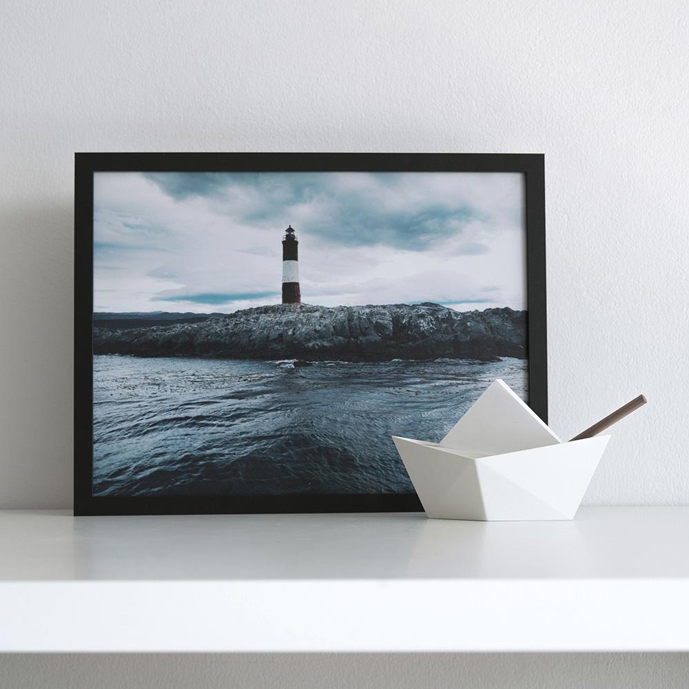 Moreover 漂流小船-文具收納盒
