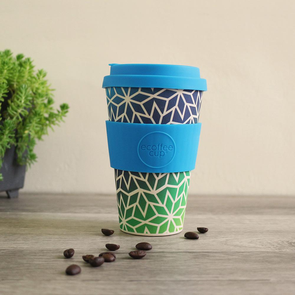 Ecoffee Cup|環保隨行杯14oz-冰晶款