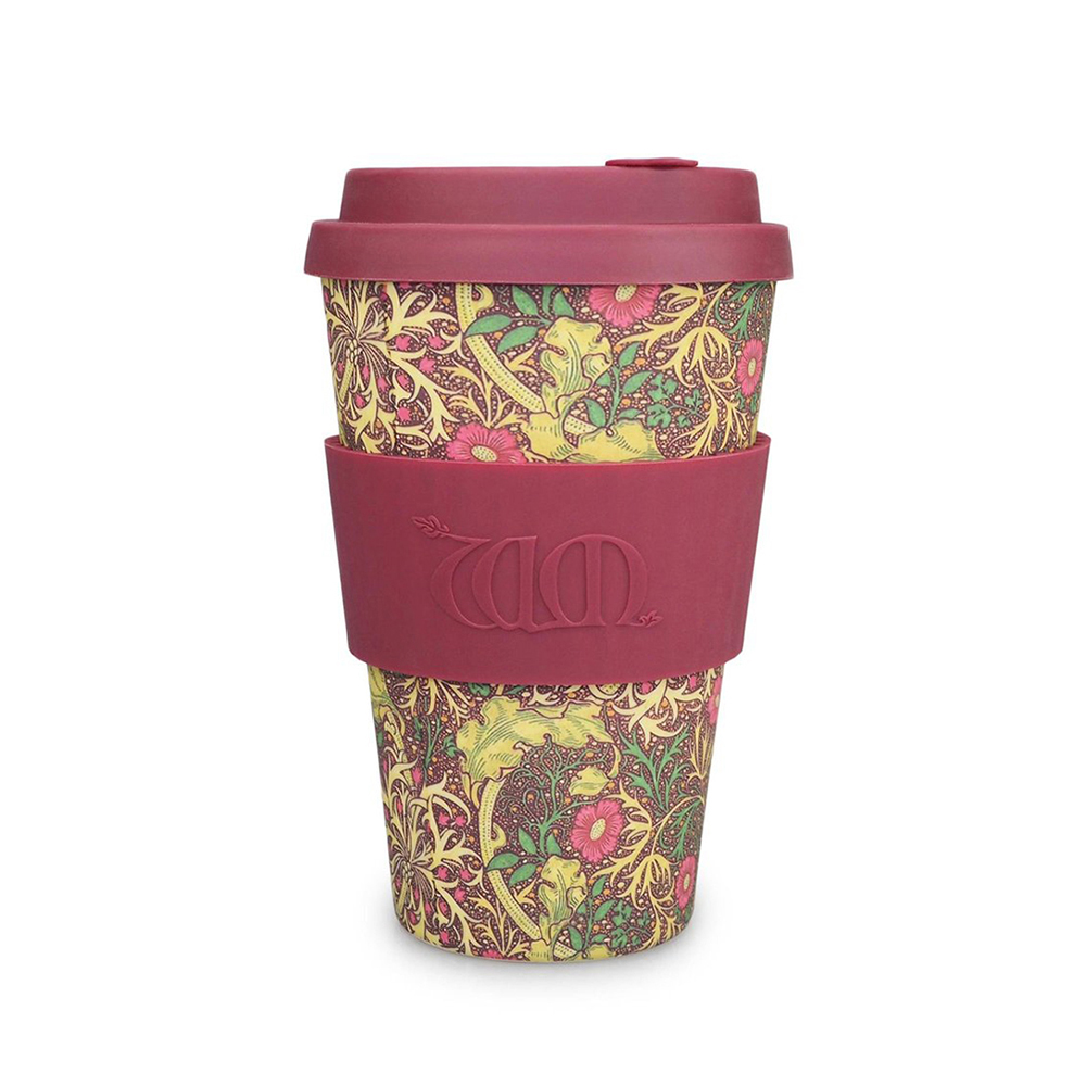 Ecoffee Cup|環保隨行杯14oz-morris藝術聯名款