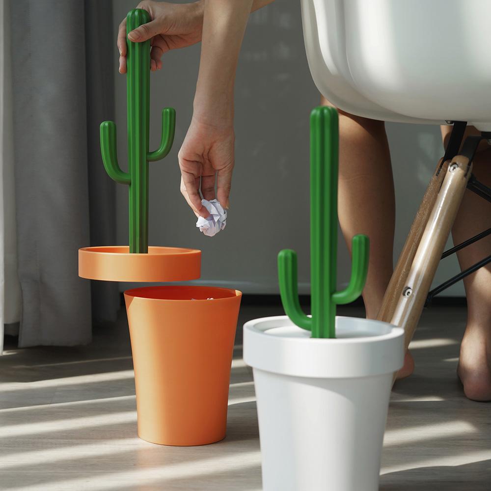 QUALY|仙人掌垃圾桶