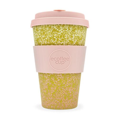 Ecoffee Cup|環保隨行杯14oz-薑花黃