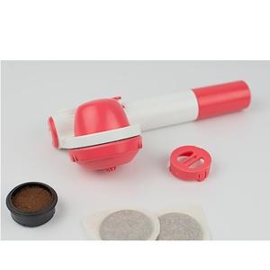 Handpresso|Pump Pop Hybrid 行動濃縮咖啡機二合一版(粉紅色)