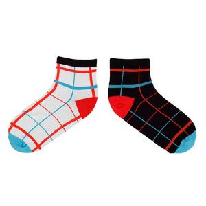 TwinSocks|短襪 - 格子趣