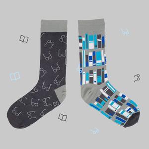 TwinSocks|中筒襪 - 資訊爆炸