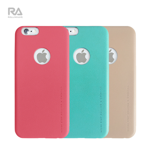 Rolling Ave.|Ultra Slim  Leather case iPhone 6S plus / 6 plus 時尚風 手感皮質護套