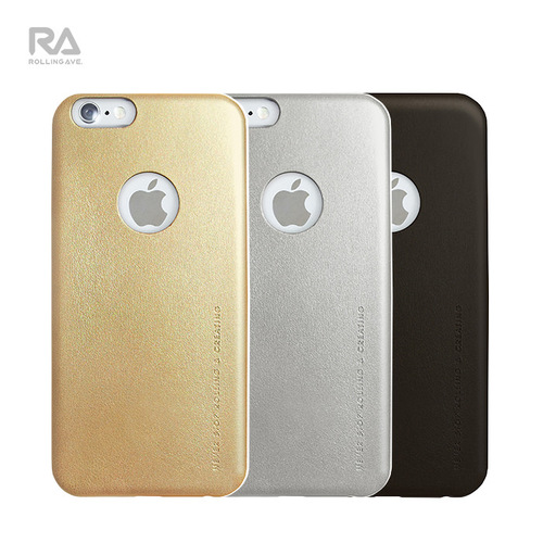 Rolling Ave.|Ultra Slim  Leather case iPhone 6S plus / 6 plus 奢華風 手感皮質護套