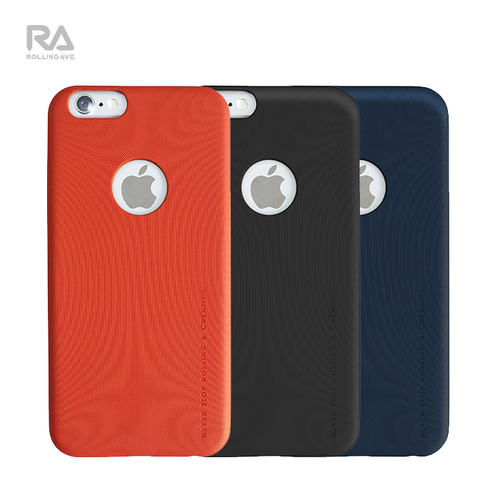 Rolling Ave.|Ultra Slim  Leather case iPhone 6S plus / 6 plus 運動風 手感皮質護套
