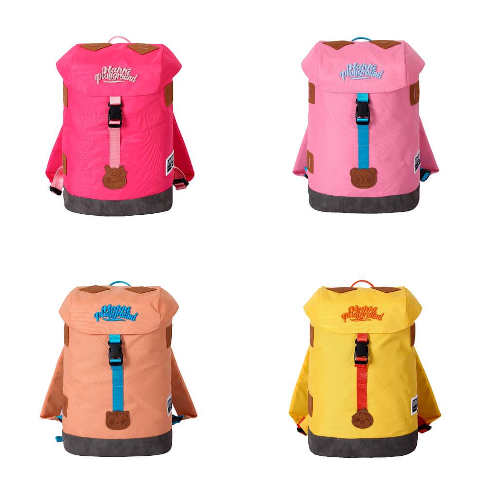 Happiplayground Backpack 兒童防水後背包