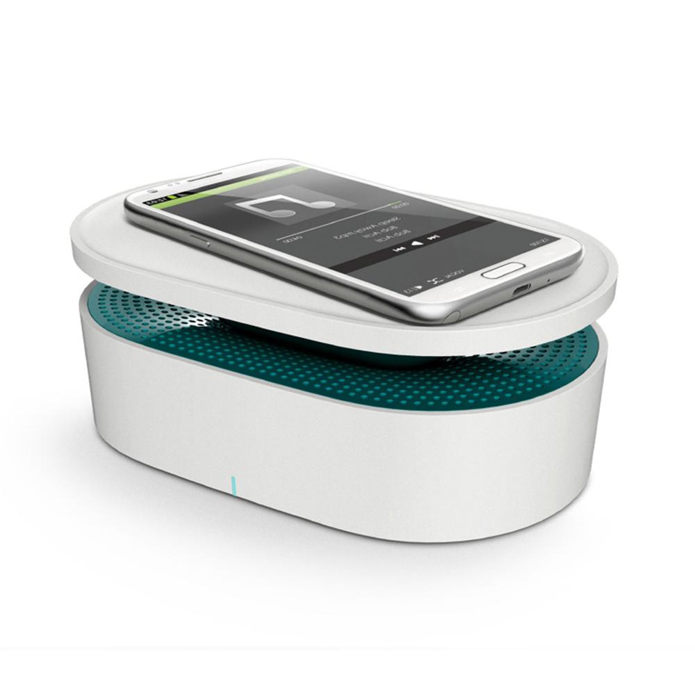 OAXIS|Bento Speaker 免藍芽配對接觸式喇叭 - 黑色