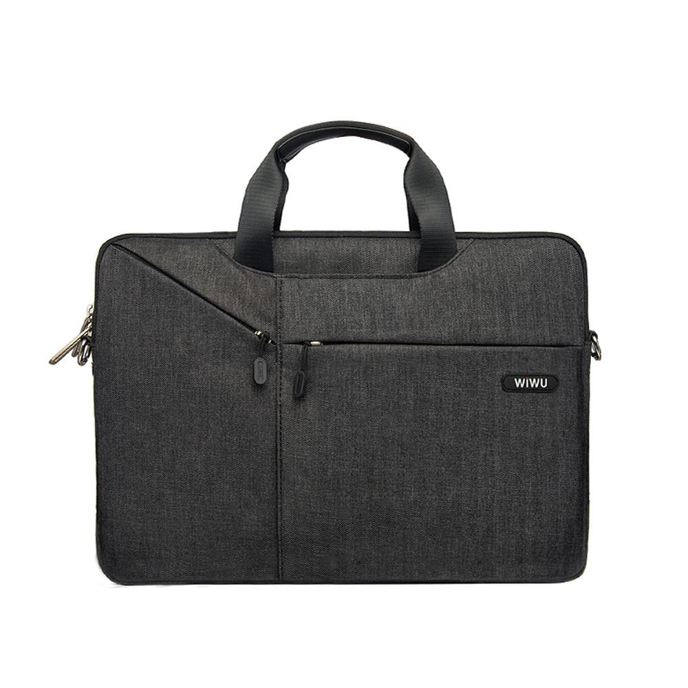 WiWU  |  Shuttle laptop bag 13.3吋/15.4吋 防潑水手提電腦包-兩色