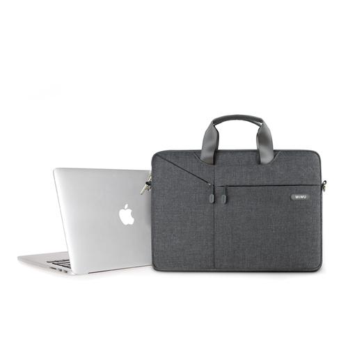 WiWU | Shuttle laptop bag 15.4吋 防潑水手提電腦包