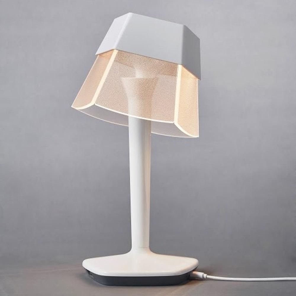 Xcellent|喜樂桌燈(純淨白)