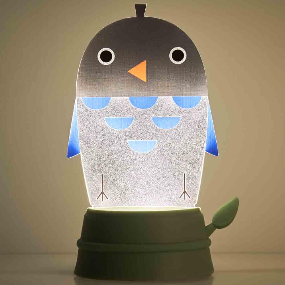 Xcellent|Party Light 派對時光 (Blue Magpie藍鵲)