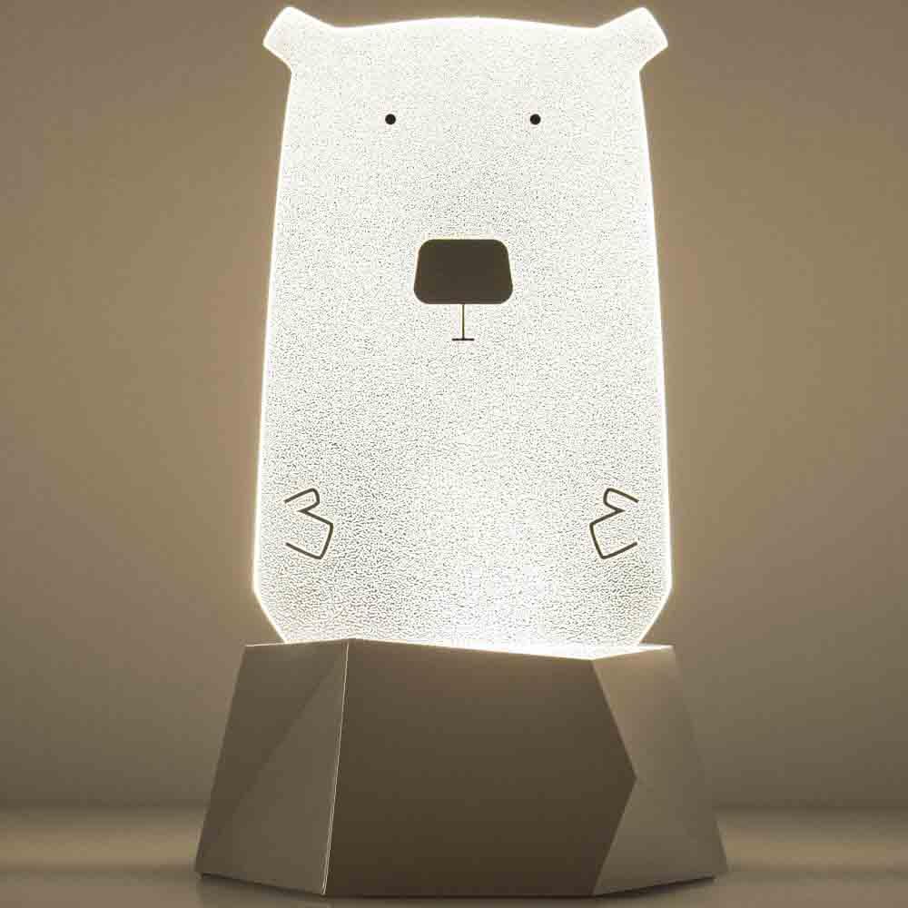 Xcellent|Party Light 派對時光 (Polar Bear 北極熊)