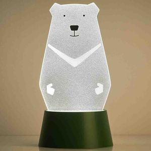 Xcellent|Party Light 派對時光 (Bear 台灣黑熊)