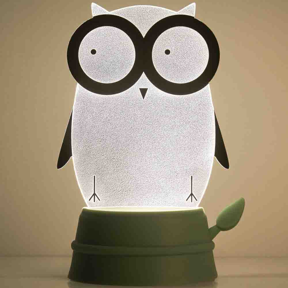 Xcellent|Party Light 派對時光 (Owl 貓頭鷹)