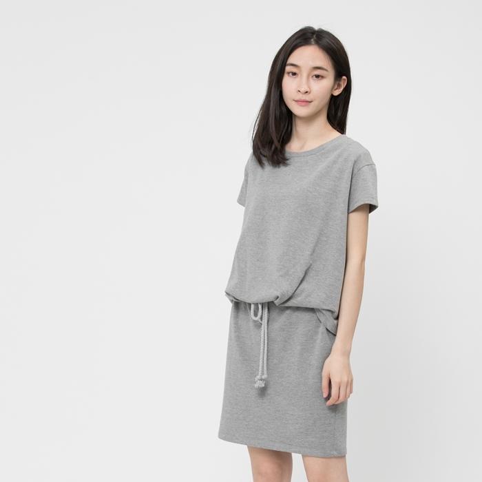 (複製)好我 so that′s me 法國小毛圈衣裙洋裝/深藍