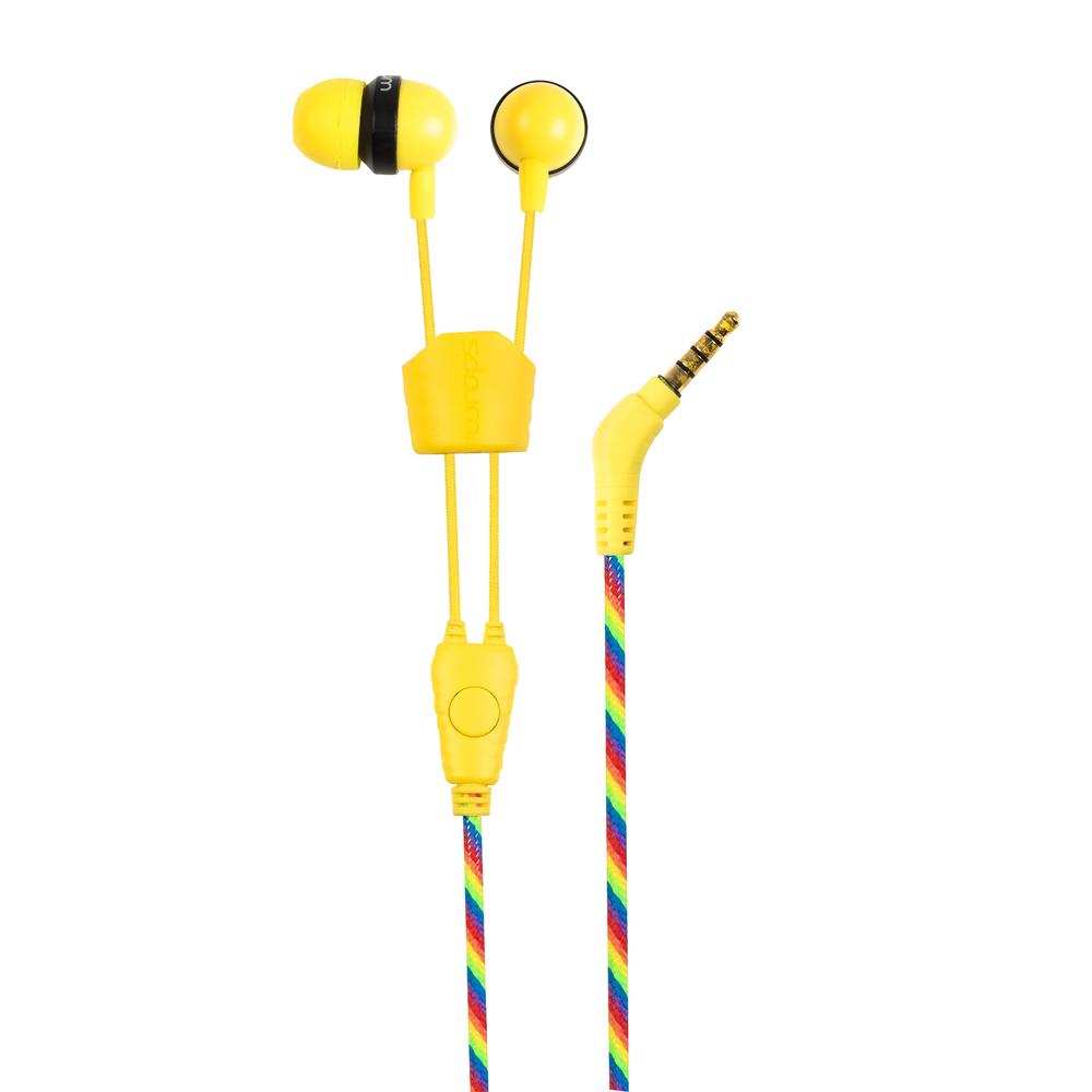 英國 Wraps|【Limited】粉彩時尚編織手環耳機