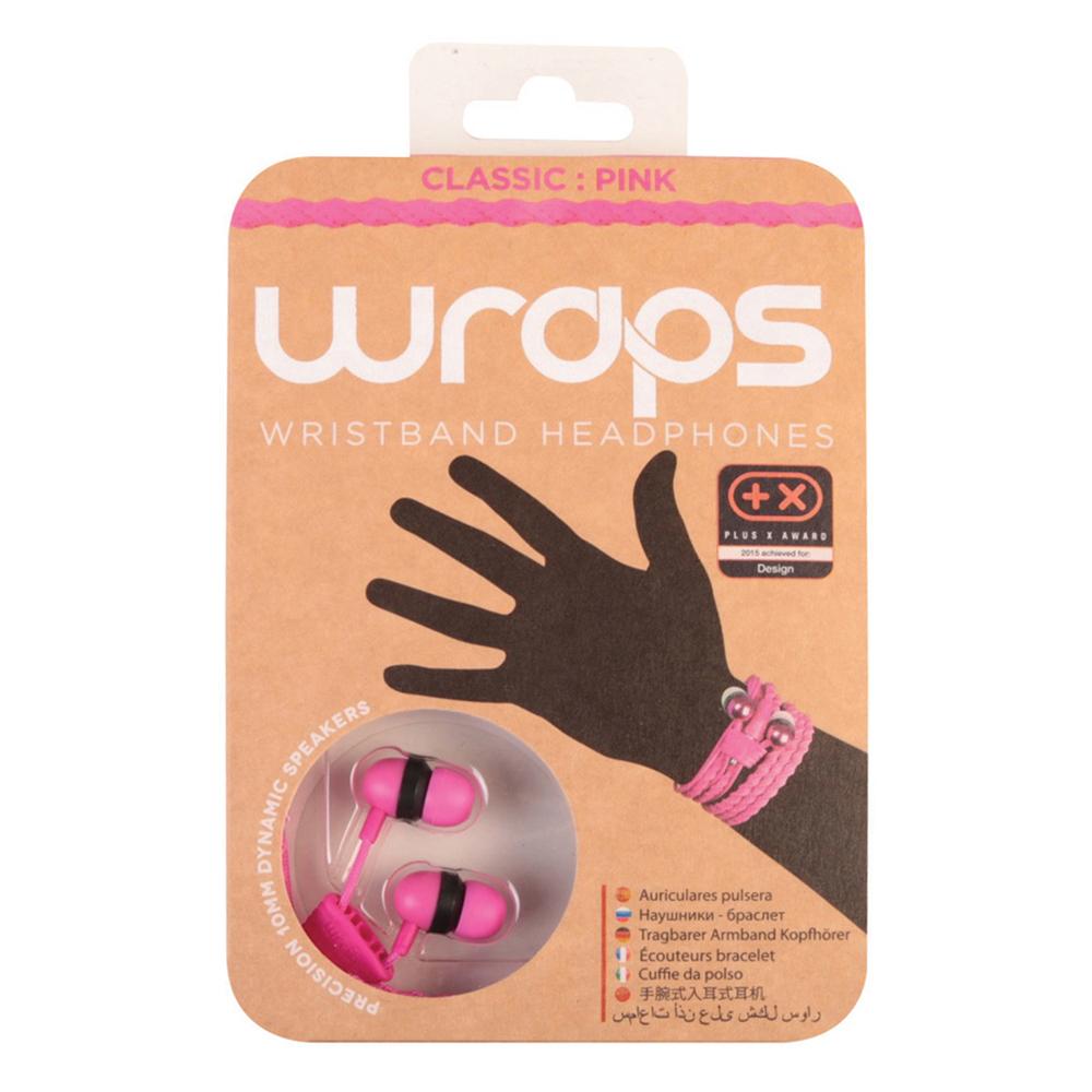 英國 Wraps 【Classic】經典編織手環耳機