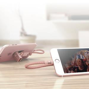 ADAM iKlips Wizard 蘋果iOS USB3.1 microSD 三合一4K 讀卡機隨身碟(不含記憶卡)