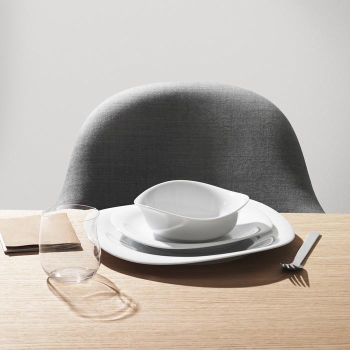(複製)北歐櫥窗 Georg Jensen|Cobra 不鏽鋼波浪餐碗