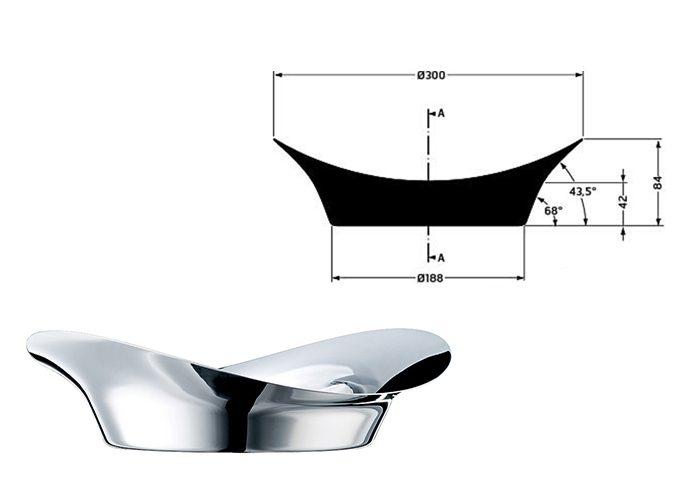 北歐櫥窗 Architectmade|Finn Juhl Circle 置物皿 (20cm)