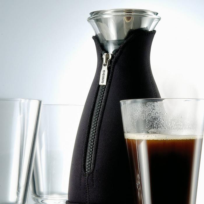 北歐櫥窗 eva solo 咖啡獨奏(黑、1 L)
