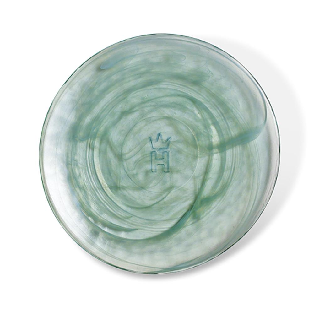 北歐櫥窗 Holmegaard|極光玻璃盤