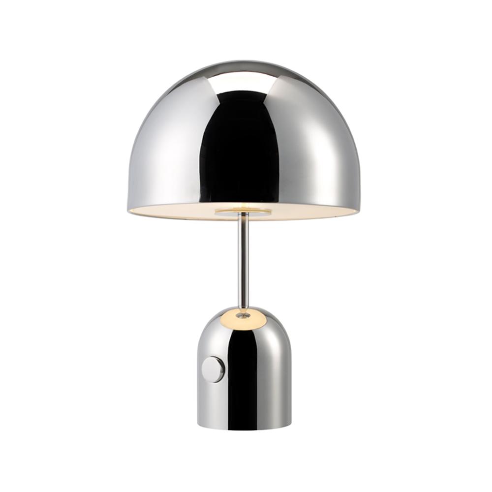 北歐櫥窗 Tom Dixon|Bell Table Light 圓鐘桌燈