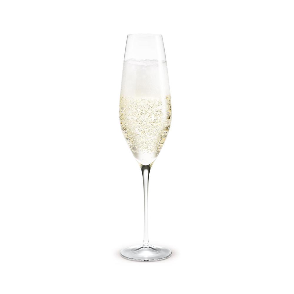 北歐櫥窗 Holmegaard|Cabernet 曲線杯─香檳 (29cl)