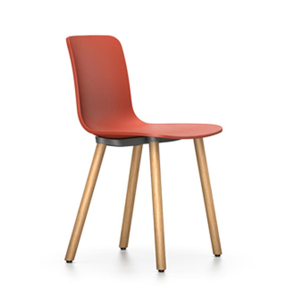 北歐櫥窗 Vitra|HAL Wood 木腳好椅