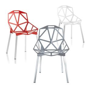 北歐櫥窗 Magis Chair One silver leg 單椅